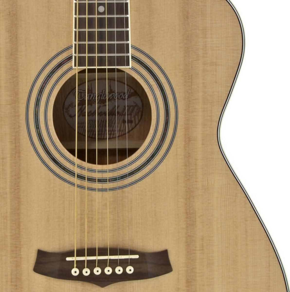tanglewood tf8 iii nashville acoustic guitar hard case at. Black Bedroom Furniture Sets. Home Design Ideas