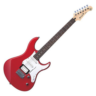Yamaha Pacifica 112 V Electric Guitar, Red, Pedal Pack - Guitar