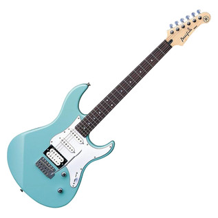Yamaha Pacifica 112 V Electric Guitar, Sonic Blue, Pedal Pack - Guitar