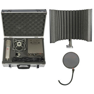sE Electronics sE2200T, RFPS Reflexion Filter and Pop Screen Bundle