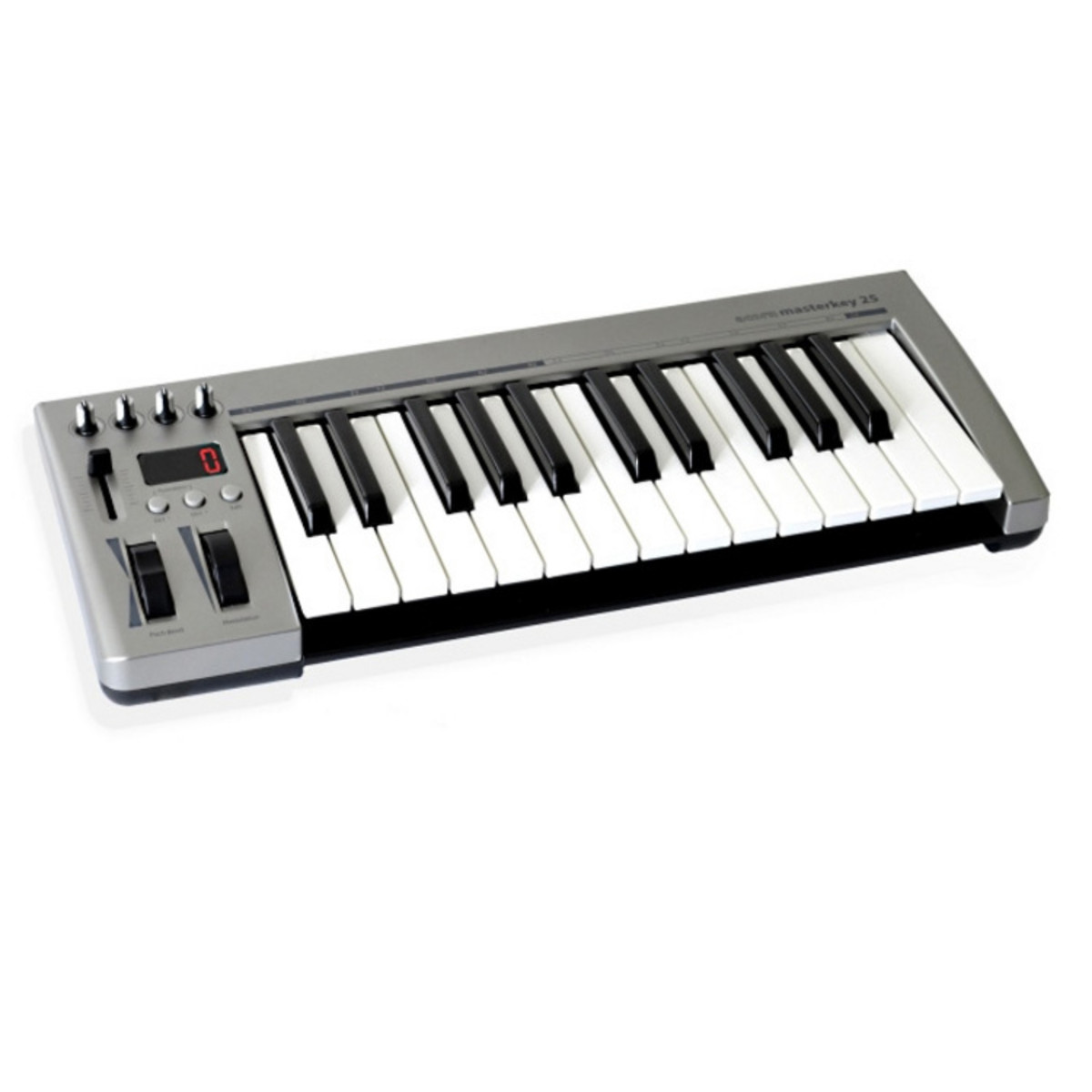 Image of Acorn Instruments MasterKey 25 Key USB MIDI Keyboard