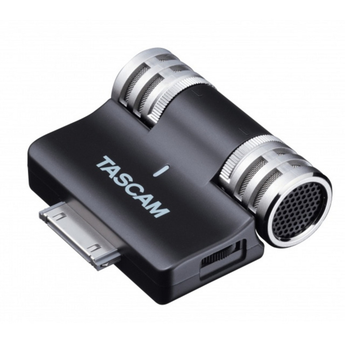 tascam im2 stereo condenser microphone for iphone ipad at. Black Bedroom Furniture Sets. Home Design Ideas