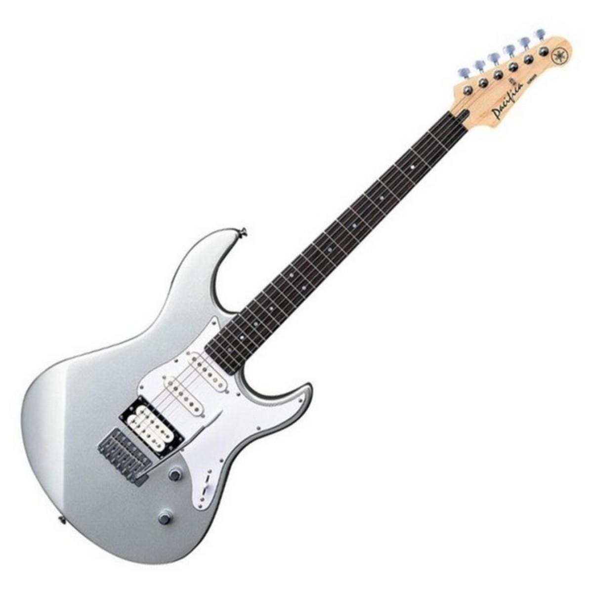 yamaha pacifica 112v electric guitar silver at. Black Bedroom Furniture Sets. Home Design Ideas