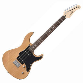 Yamaha Pacifica 120H Electric Guitar, Natural