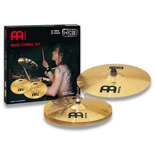 Meinl HCS Cymbal Set, HCS1416