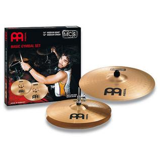 Meinl MCS Cymbal Set, MCS1416