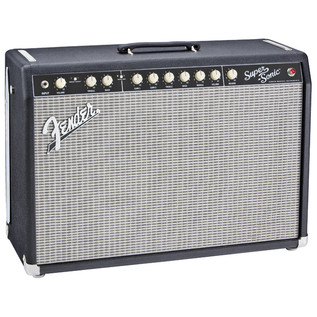 Fender Super-Sonic 60 Combo, Black
