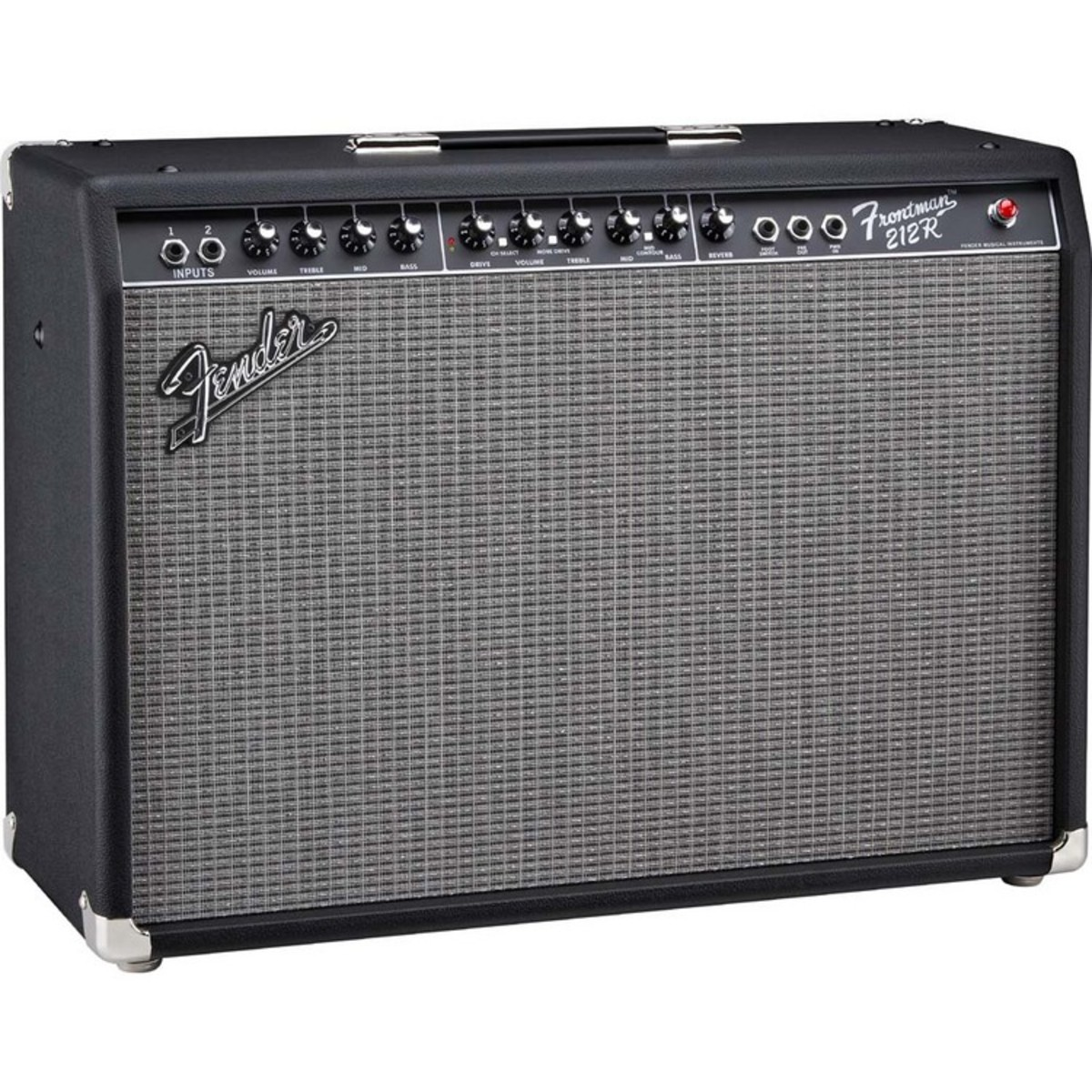 fender frontman 212r amplifier with reverb nearly new at. Black Bedroom Furniture Sets. Home Design Ideas
