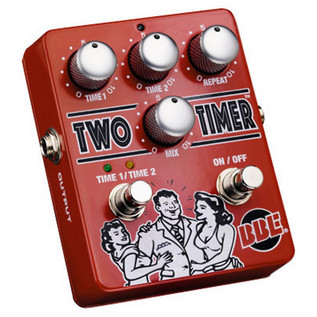 BBE Two Timer Delay Effects Pedal