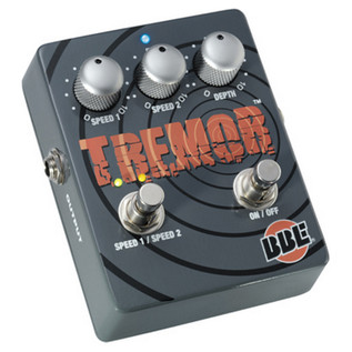 BBE Tremor Effects Pedal