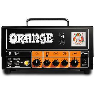 Orange Jim Root Terror Head