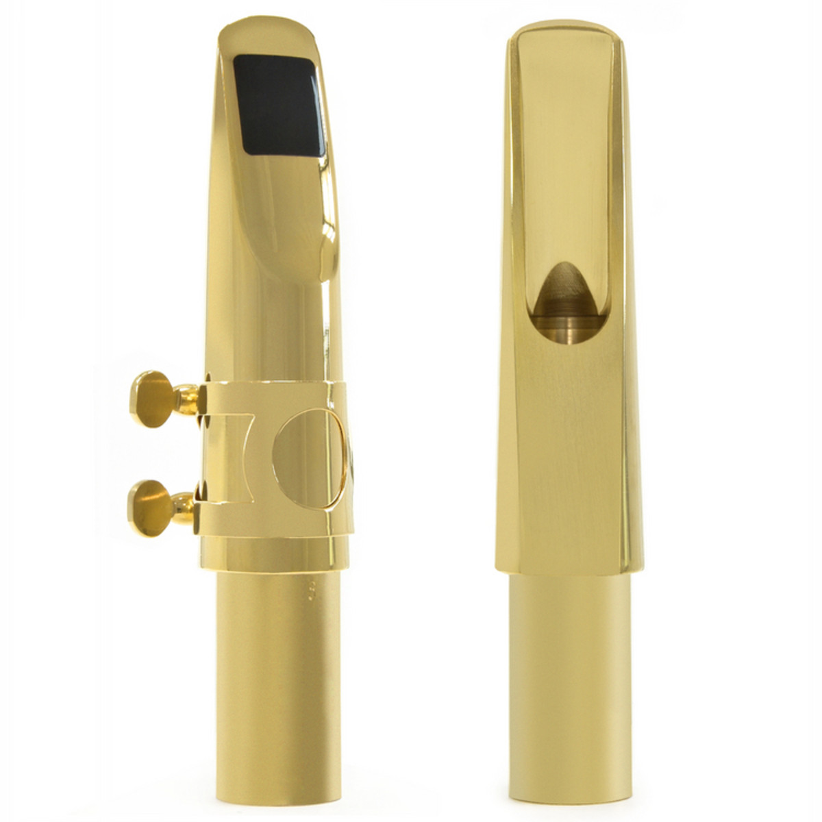 Image of Baritone Saxophone Metal Mouthpiece by Gear4music