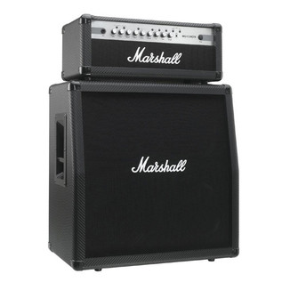 Marshall MG100HCFX Amp Head & Cabinet Half Stack Bundle