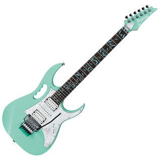 Ibanez Steve Vai JEM70V Electric Guitar, Sea Form Green