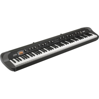 Korg SV1 88 Note, Black Stage Vintage Piano