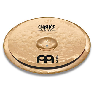 Meinl Classic Custom Extreme Metal Stack 16