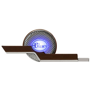 Blue Microphones Tiki USB Microphone - Side