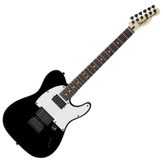 Squier by Fender Jim Root Telecaster, Flat Black