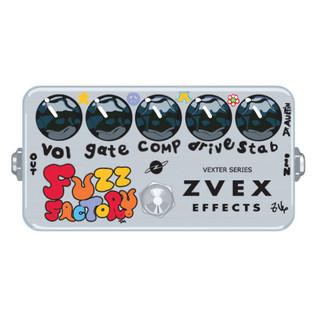 Z.VEX Vexter FUZZ FACTORY Guitar Pedal