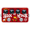 Z.Vex Box Of Rock Hand Painted Guitar Pedal