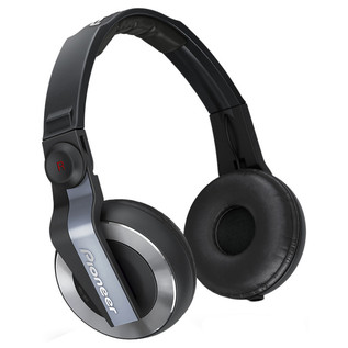 Pioneer HDJ 500K DJ Headphones, Black
