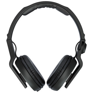 Pioneer HDJ 500K DJ Headphones, Black - end