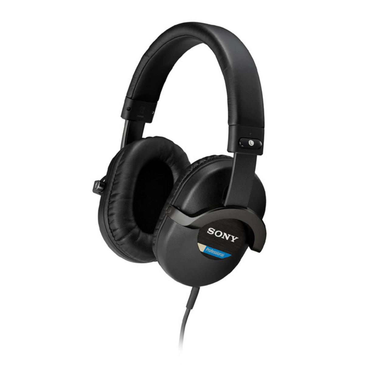 sony mdr 7510 professional studio monitor headphones at. Black Bedroom Furniture Sets. Home Design Ideas