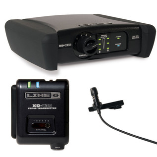 Line 6 XD-V35 Digital Wireless Lavelier Mic System
