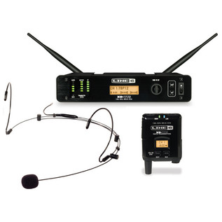 Line 6 XD-V75HS Digital Wireless Headset Mic System - main