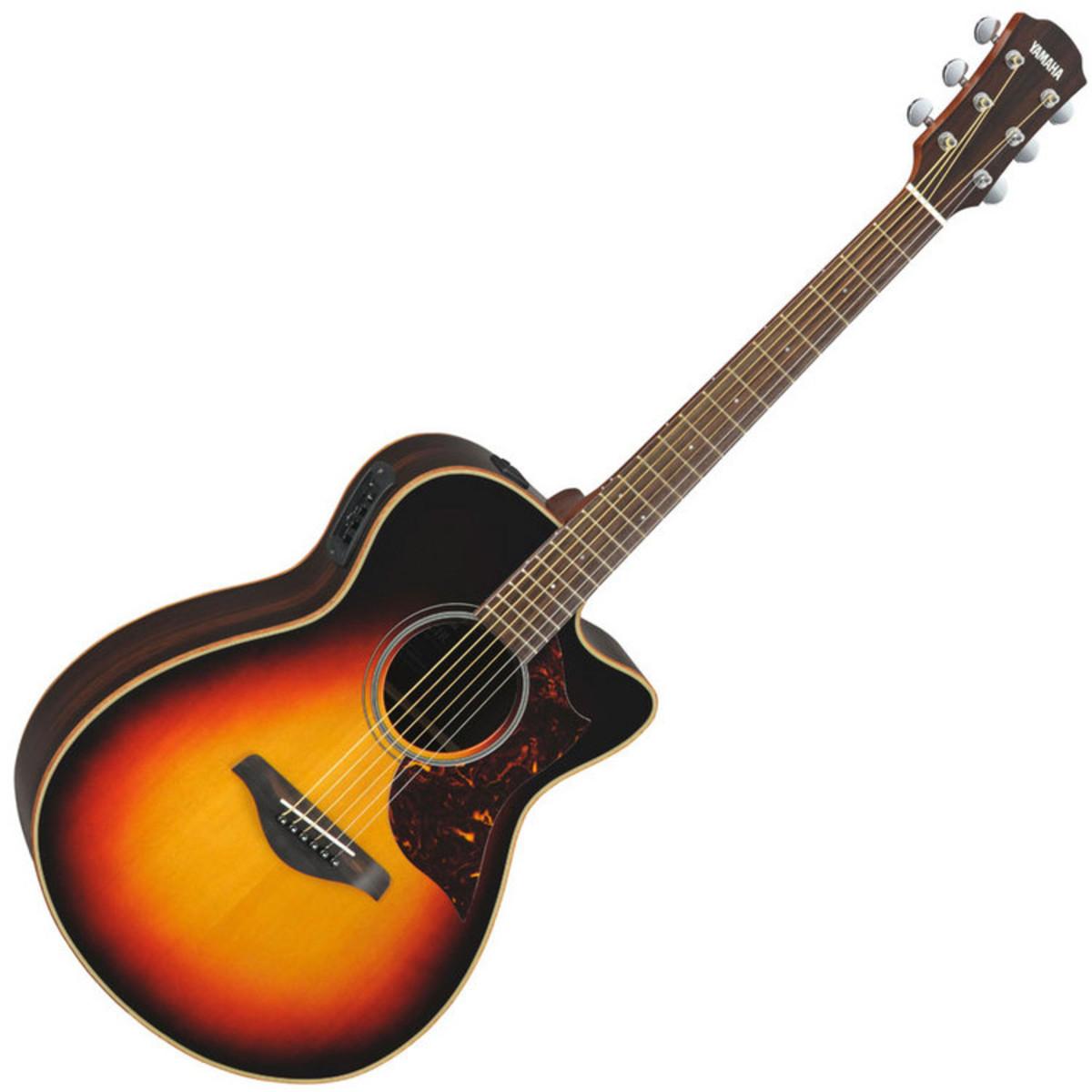 yamaha ac1r a series electro acoustic guitar vintage