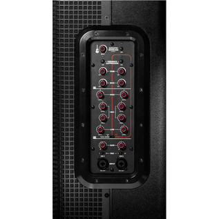 Line 6 Stage Source L3T 3 Way Powered Speaker Top