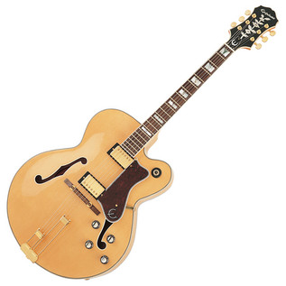 Epiphone Broadway Jazz Guitar, Natural