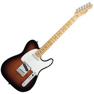 Fender American Standard Telecaster 2012 MN, 3-Colour Sunburst