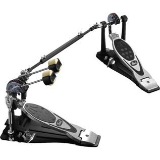 Pearl P-2002CL Eliminator Double Chain Pedal, Left Footed