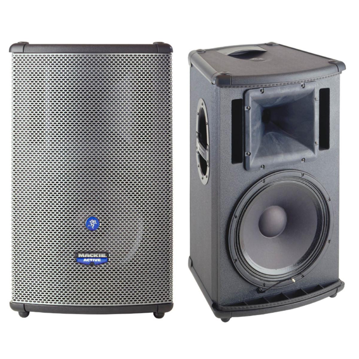 mackie sr1521z active pa speaker single at. Black Bedroom Furniture Sets. Home Design Ideas
