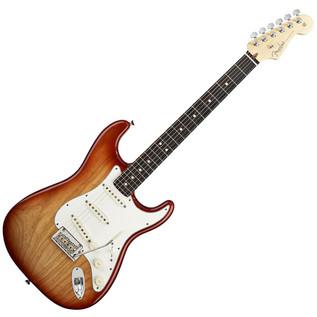 Fender American Standard Stratocaster 2012 RW, Sienna Sunburst