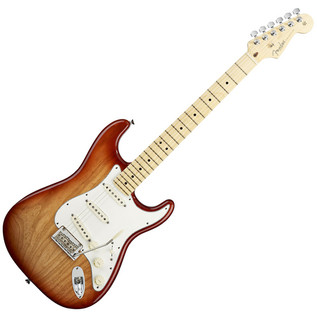 Fender American Standard Stratocaster 2012 MN, Sienna Sunburst