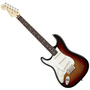 Fender American Standard Stratocaster 2012 LH RW, 3-Colour Sunburst