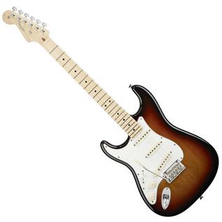 Fender American Standard Stratocaster 2012 LH MN, 3-Colour Sunburst