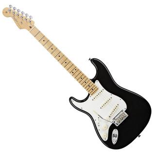 Fender American Standard Stratocaster 2012 LH MN, Black