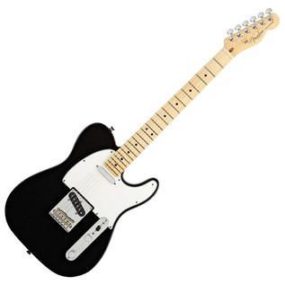 Fender American Standard Telecaster 2012 MN, Black