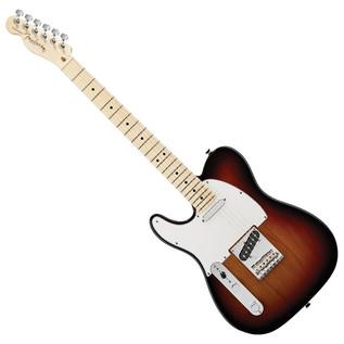 Fender American Standard Telecaster 2012 LH MN, 3-Colour Sunburst