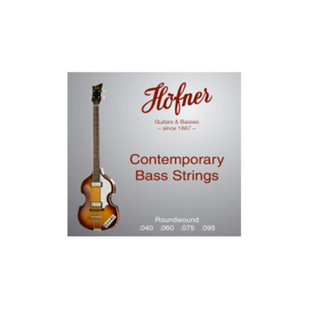 Image of Hofner HCT Violin Bass Strings