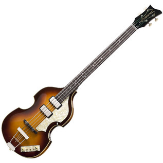 Hofner German Vintage 61 Cavern Bass, Sunburst