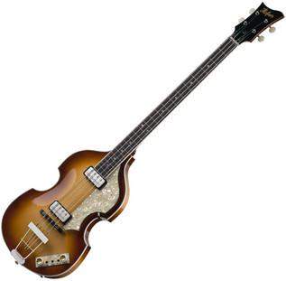 Hofner Vintage 64 Violin Bass, Sunburst
