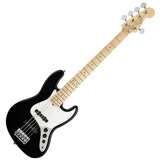 Fender American Standard 5 String Jazz Bass 2012 MN, Black