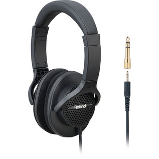Roland RH-A7BK Headphone Black Main