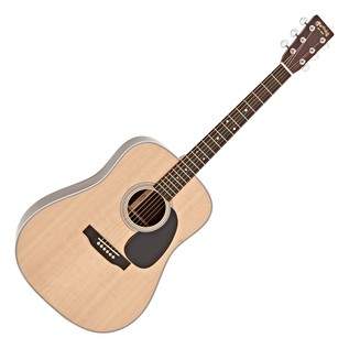 Martin D28 Standard Series Dreadnought Acoustic Guitar, Natural