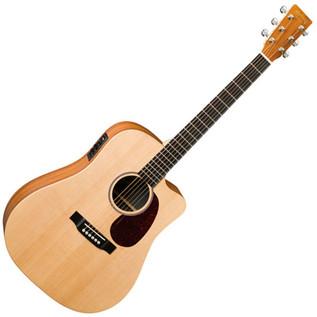 Martin DCX1KE X Series Dreadnought Cutaway Electro Acoustic Guitar