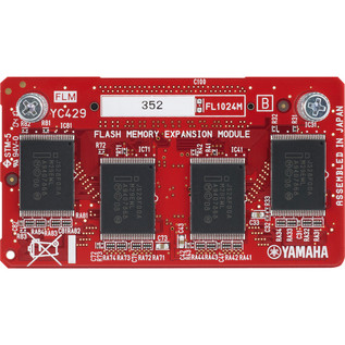 Yamaha FL1024M Flash Memory Expansion Module 1GB